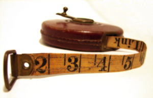 old tape measure