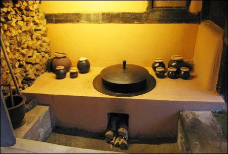 traditional korean ondol