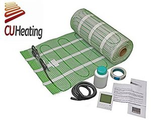 CU heating floor kit