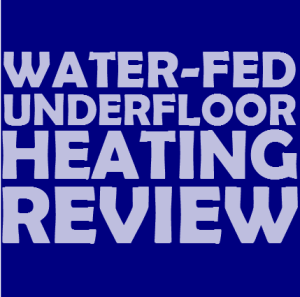 water underfloor heating kits review