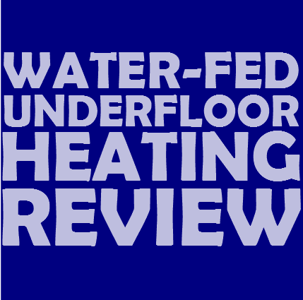 2 Water Underfloor Heating Kits to Warm Your Feet On