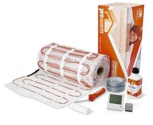 electric radiant heating kit from prowarm