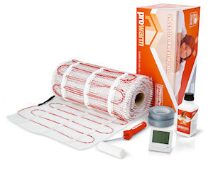electric underfloor heating kit from ProWarm