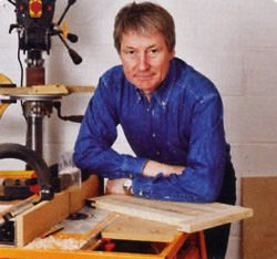 essential woodworking tools from peter brett